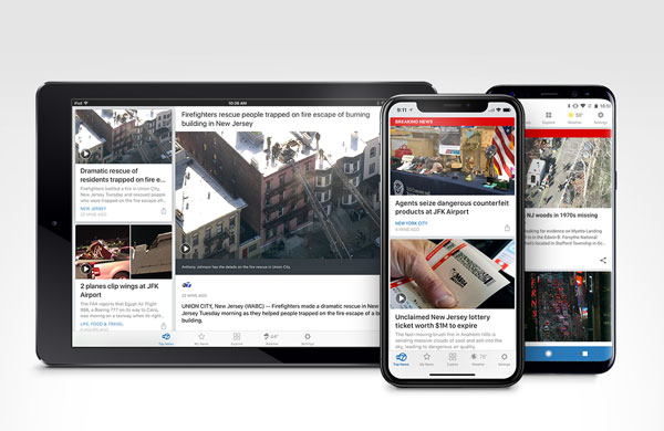ABC7 New York Apps for Tablet, iPad, iPhone & Android | abc7ny com